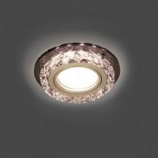 Встраиваемый светильник GAUSS Гипсам BL041